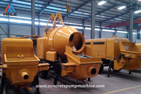 Concrete Mixer Pump Price