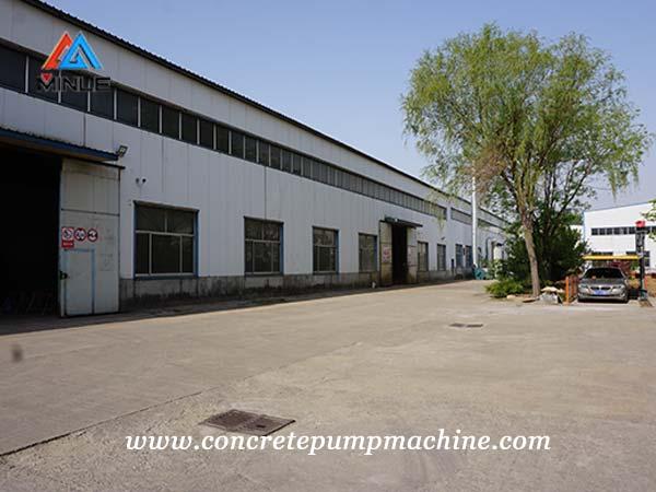 MINLE Machinery for Concrete Pump Machine