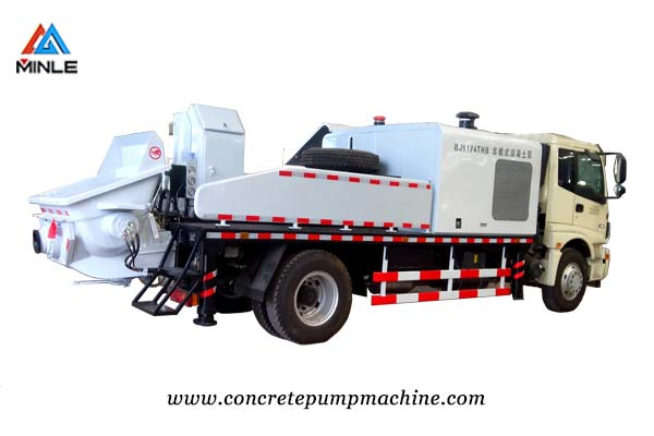 Truck Mounted Line Pump for sale