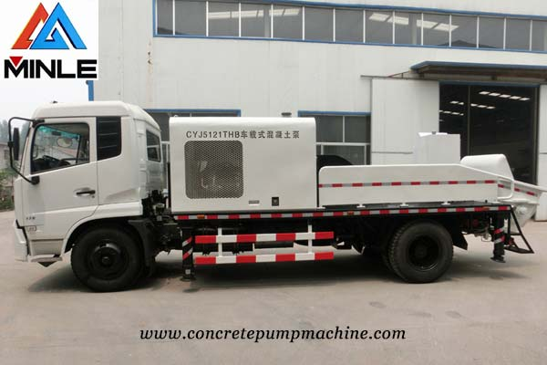 Truck Mounted Line Pump price