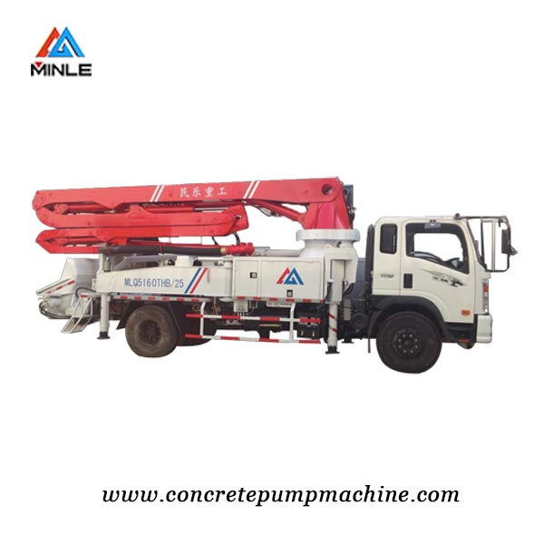 high quality concrete boom truck products