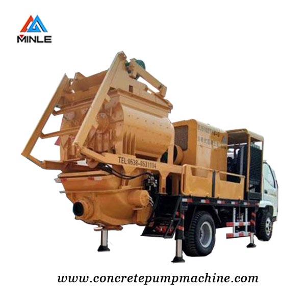 high quality concrete mixer pump truck for sale