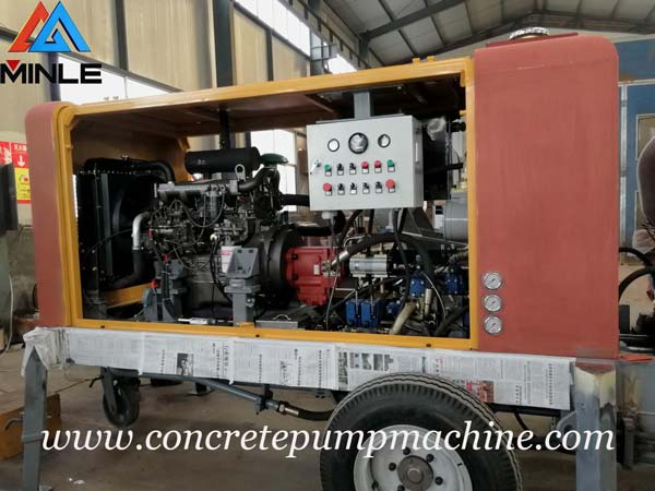 Chadian Customer Will Visit Our Factory and Place A New Order for Concrete Pump