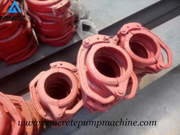 Concrete Pump Machine Spare Parts Was Exported to Russian