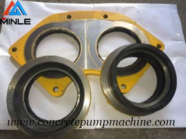 Concrete Pump Spare Parts Was Exported to Russian