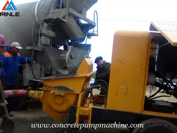 How to Maintain Concrete Pump
