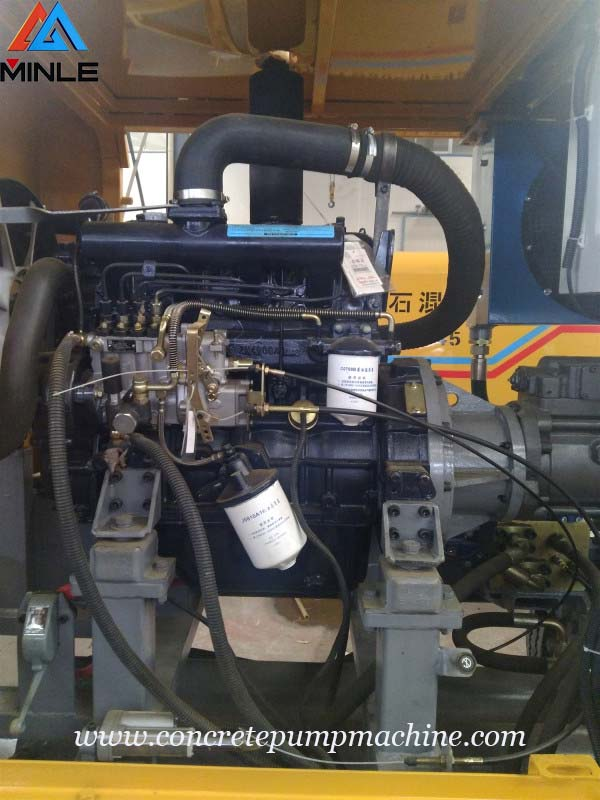 How to Troubleshoot Common Fault of Concrete Pumping Machine